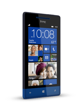 Thompson Consultants use the HTC 8S
