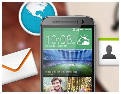 Программа HTC Sync Manager