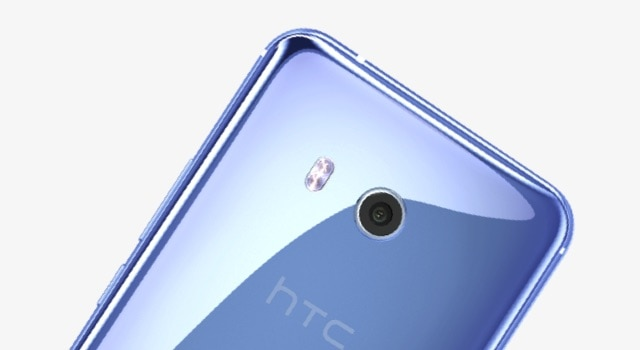 HTC U11 Smartphones Liquid Surface
