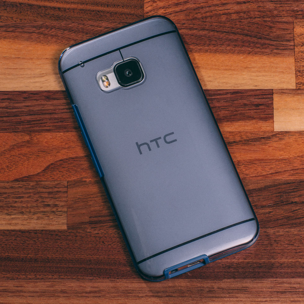 HTC Clear Shield - navy