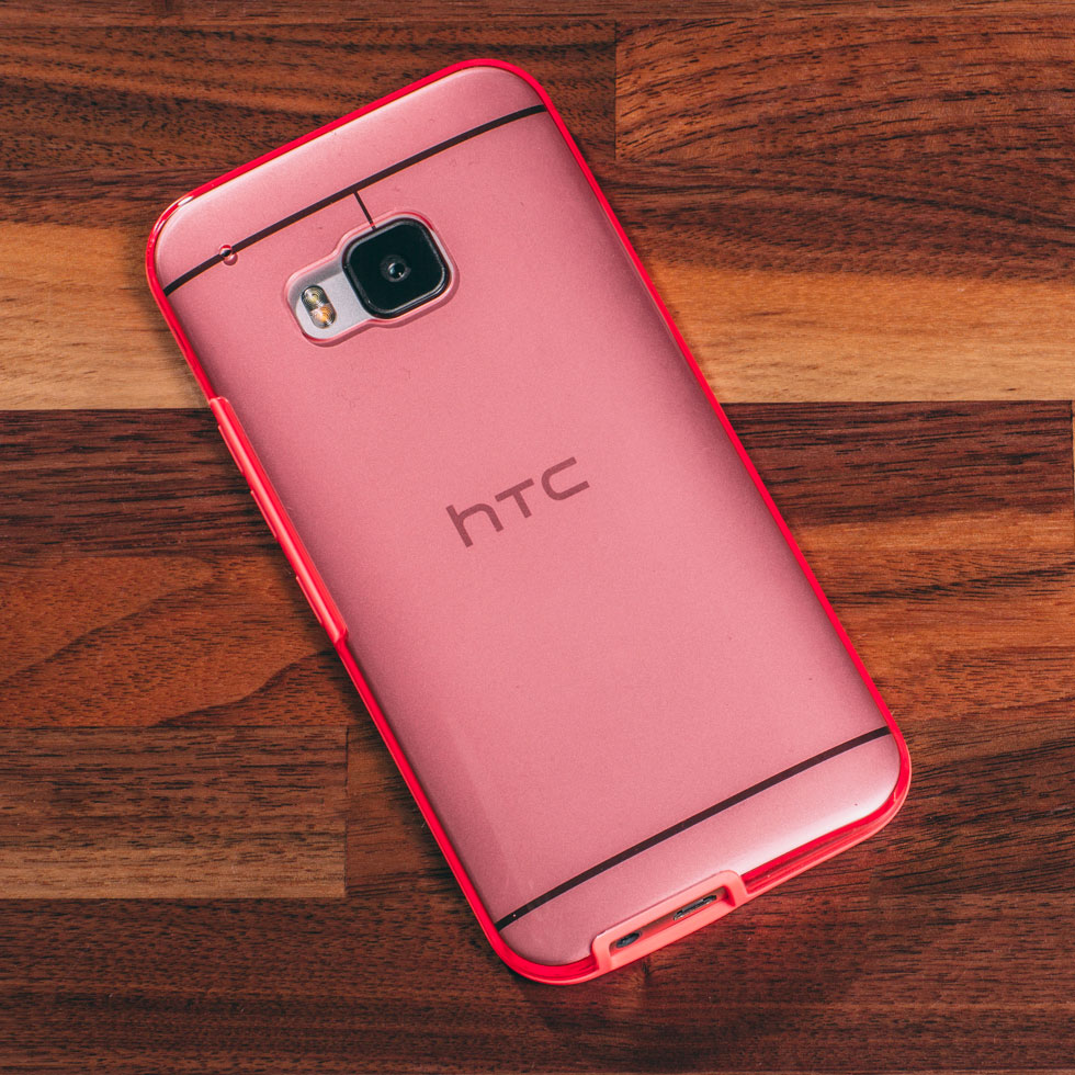 HTC Clear Shield - lilac