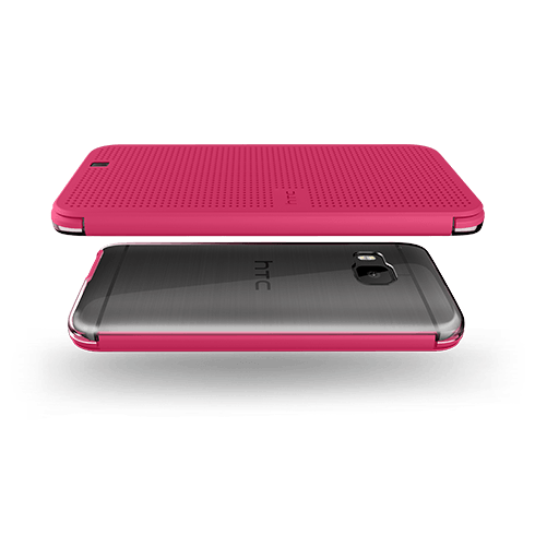 HTC Dot View™ Ice Premium - raspberry