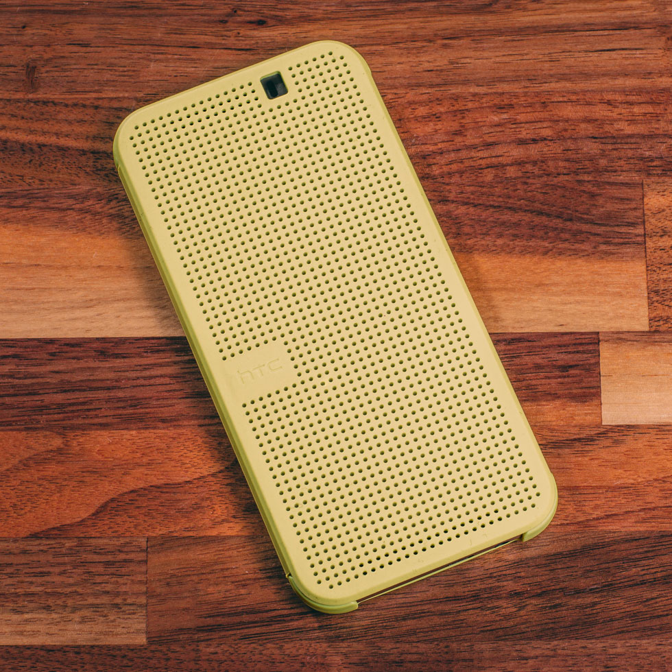 HTC Dot View™ - yellow