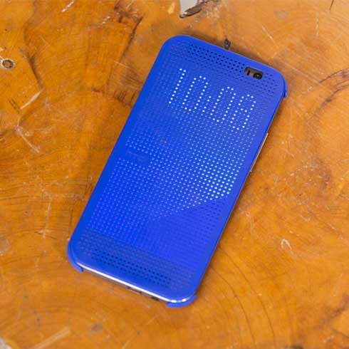 HTC Dot View™ Standard - blue