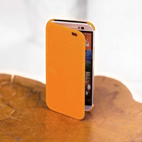 HTC Dot View™  - orange