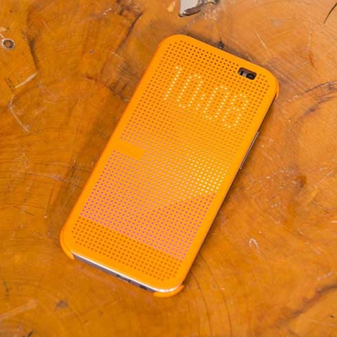 HTC Dot View™ - bright-peach