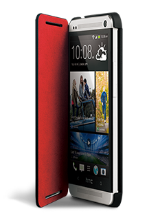 HTC One Hard Shell - Double Dip Flip