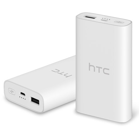 HTC QC 3.0 Powerbank (USB Type-C)