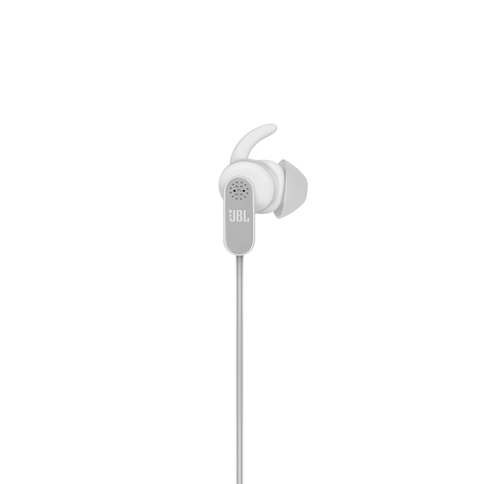 JBL Reflect Aware C Earphones  - white