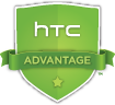 HTC Advantage logo