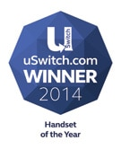 Uswitch Winner 2014