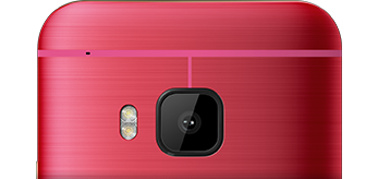 HTC One® M9 in pink
