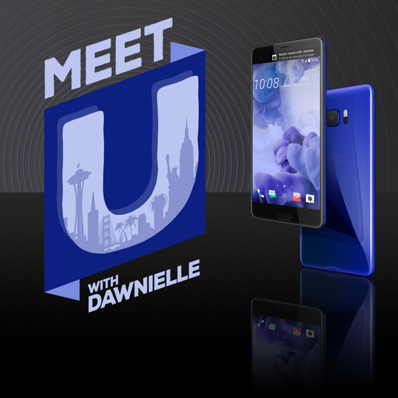 Meetup to preview the new HTC U Ultra
