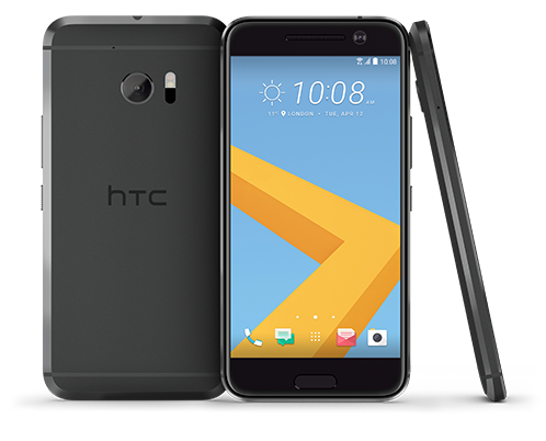 HTC 10 Carbon Gray smartphones
