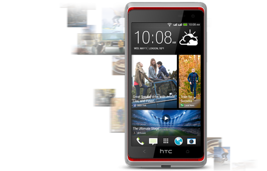 HTC BlinkFeed™: Live Updates in a Blink