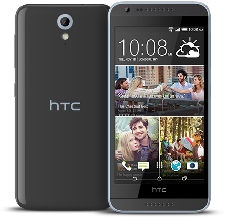 HTC Desire 620G MILKYWAY GRAY