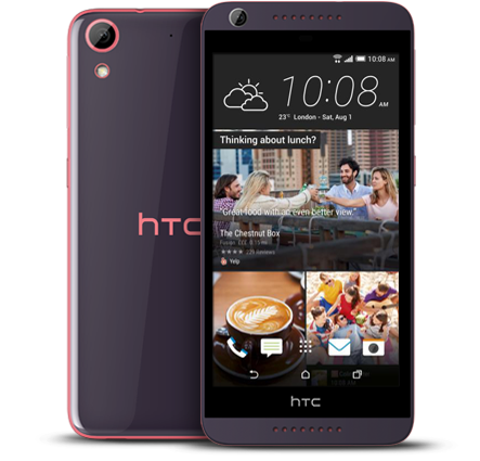 HTC Desire 626G dual sim PURPLE FIRE
