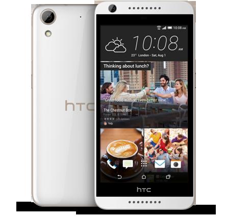 Smartphone HTC Desire 626 Dual SIM-Especificações e configurações
