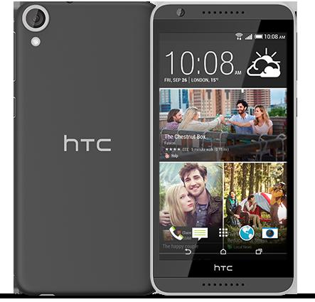 HTC Desire 820 Tuxedo Gray