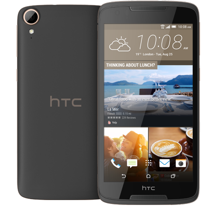 HTC Desire 828 Dark Gray