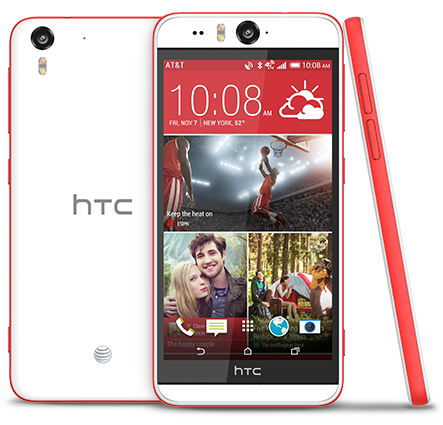 HTC Desire® EYE CORAL REEF