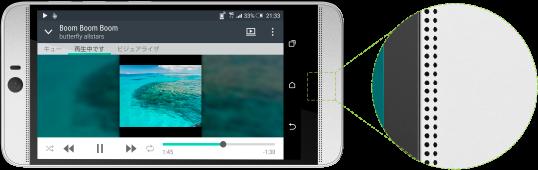 HTC BOOMSOUND™