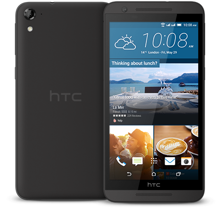 HTC One E9s dual sim Meteor Gray