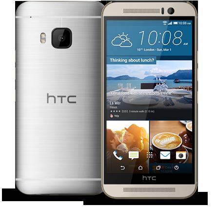 Unlock điện thoại HTC One M9 Sprit