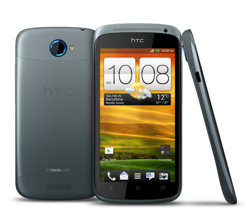 HTC One S Android phone