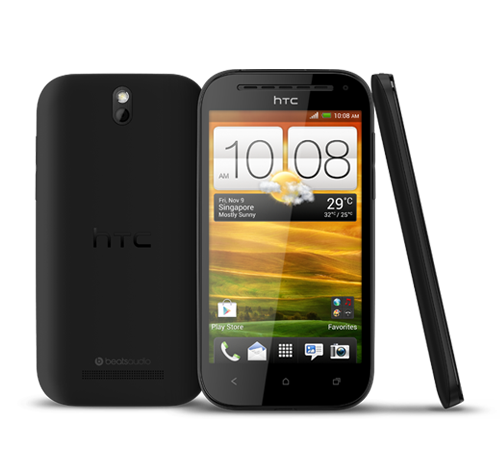 HTC One SV – image 4
