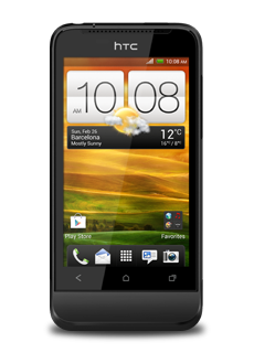 HTC One V (Black)