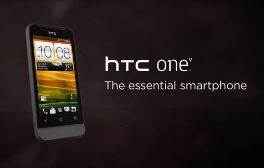 HTC One V - Design-Ikone