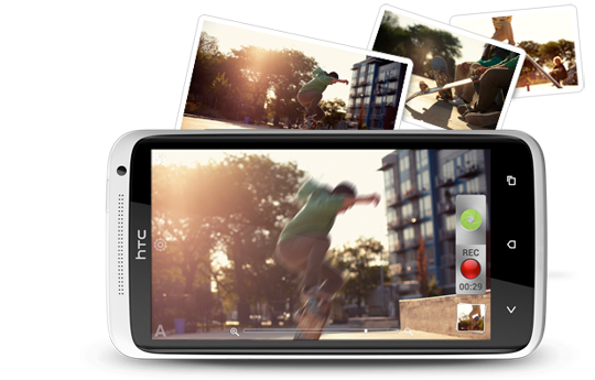 HTC One X - Cámara inigualable