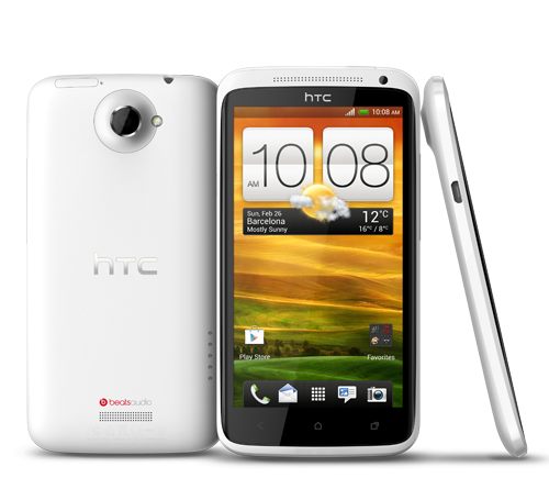 resetear Android HTC One X