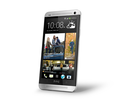Especificações do HTC One