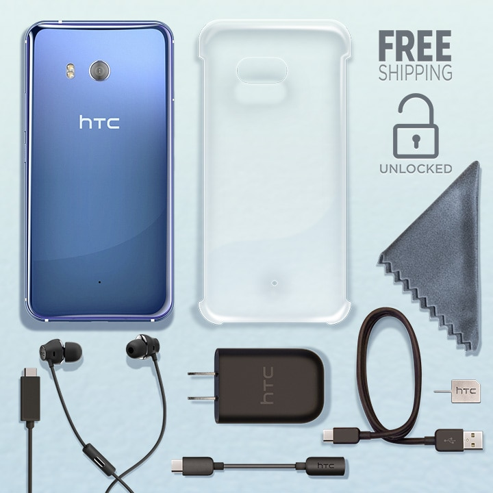 Benefits of purchasing from HTC.com