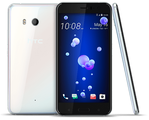 HTC U11 Ice White
