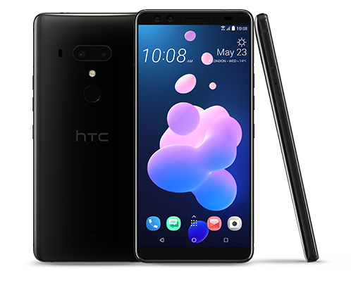 HTC U12+ Ceramic Black