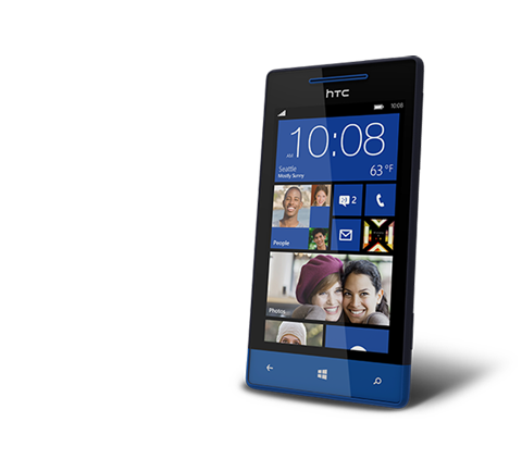 Windows phone 8S by HTC – Especificações