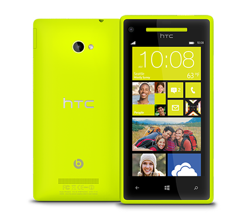 Windows phone 8X by HTC – image 4