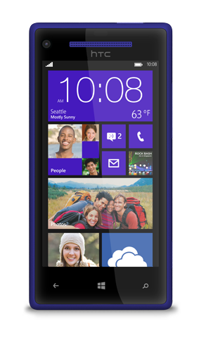 Windows phone 8X by HTC – image 1