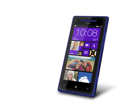 Windows phone 8X by HTC – Specifiche