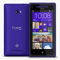 Windows Phone 8X by HTC (Blue)