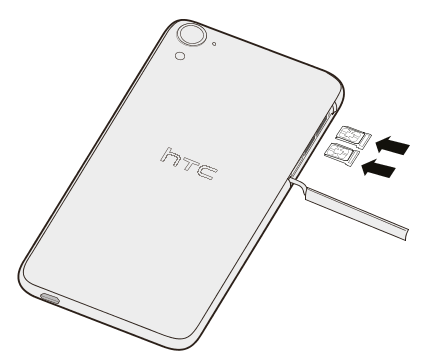 HTC Desire 826 dual sim - Dual nano SIM cards - HTC SUPPORT
